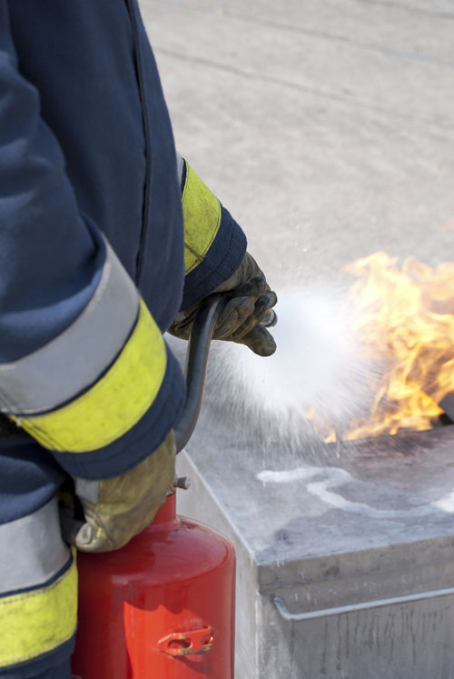 hot-fire-training