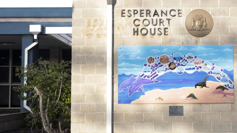 Esperance Court House